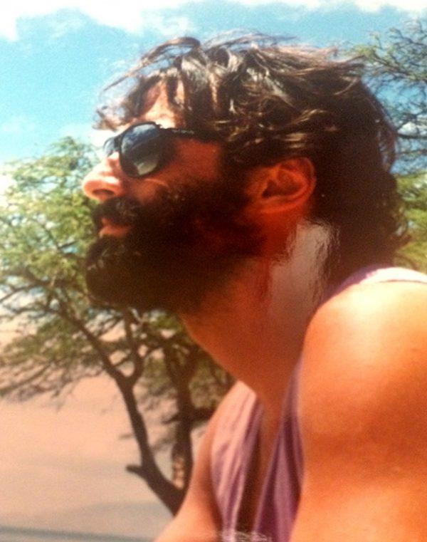 Hasib in Hawaii about 1989