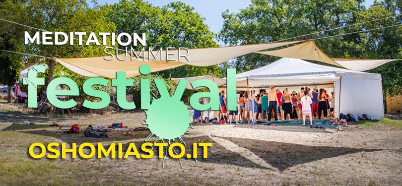Osho Miasto Summer Festival 2021 2-29 August 2021