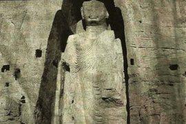 Bamyian Buddha before it was destroyed
