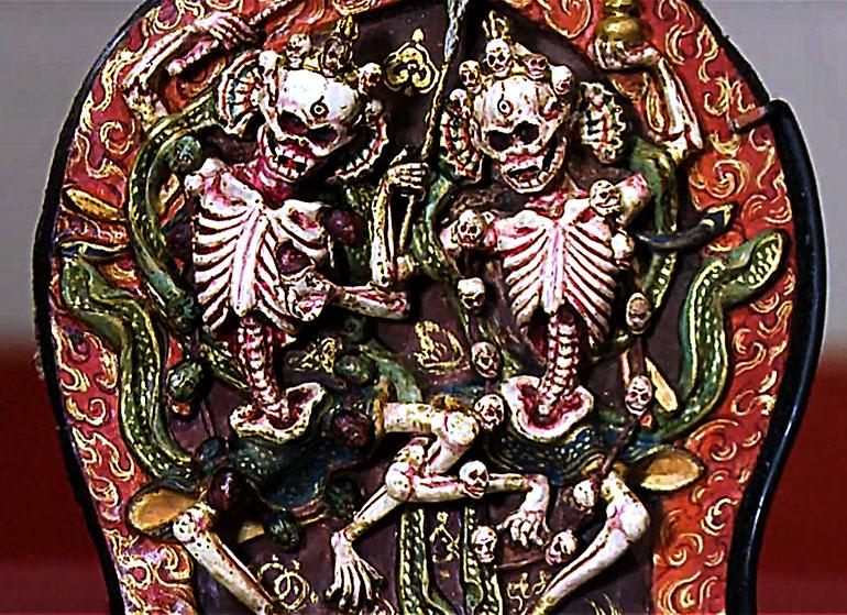 dancing deaths