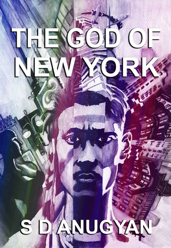The God of New York book cover