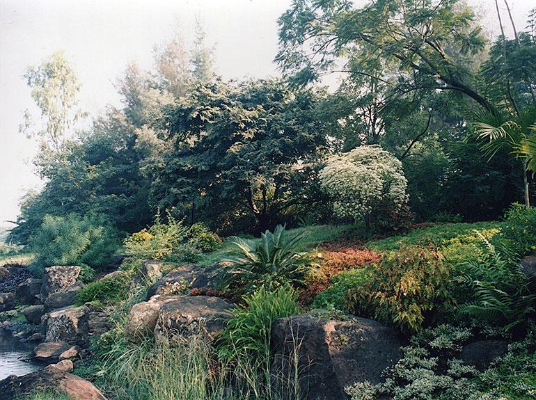 Osho Teerth Park transformed