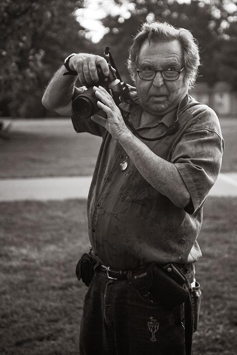 Sarv Camera Man