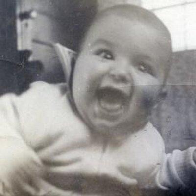 Sarvananda as an infant