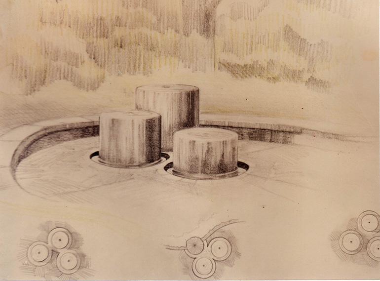 Drawing by Siddhena