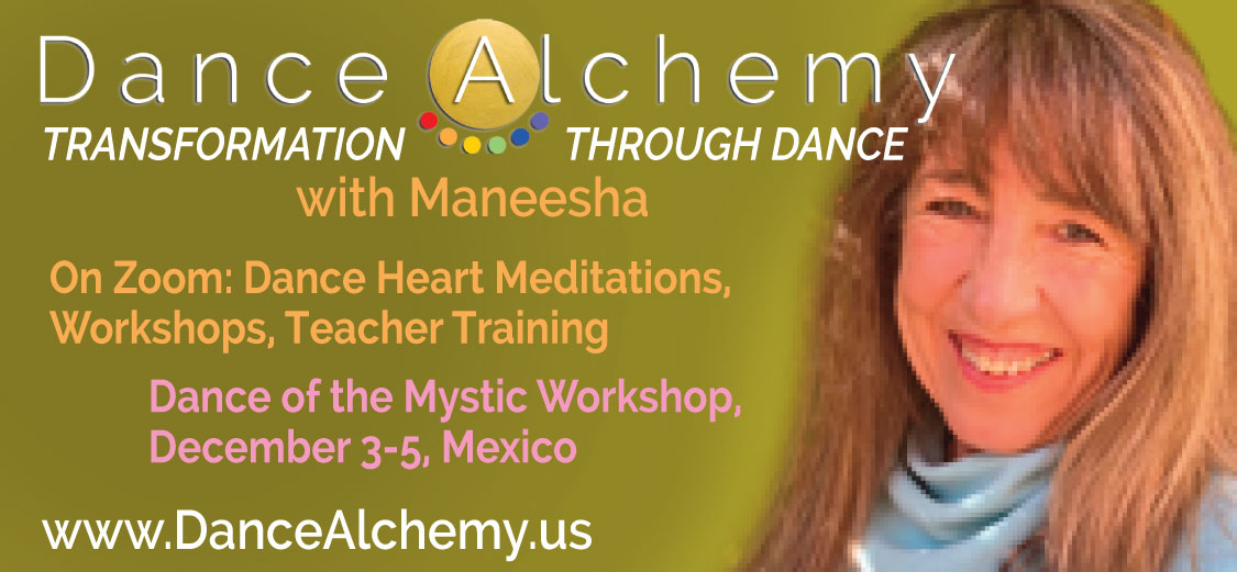 Dance of the Mystic, 3-5 December Mexico