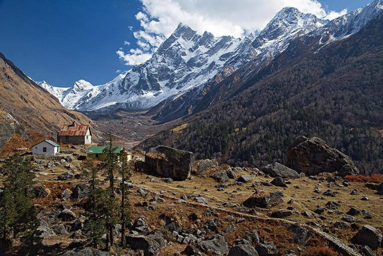 Govind Pashu Vihar National Park, Uttarakhand, India