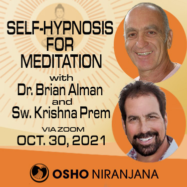 Self-Hypnosis for Meditation 30 Oct