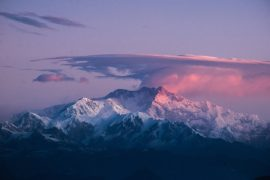 Kanchenjunga South Peak Sikkim