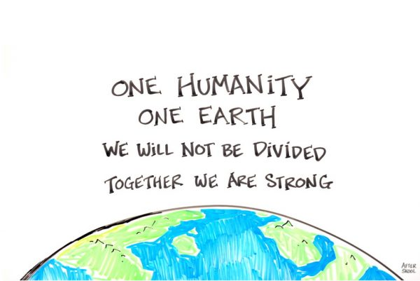 One humanity