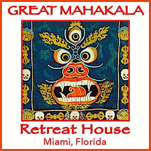Great Mahakala Retreat House