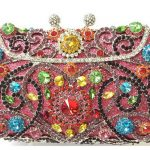 Jewelled purse