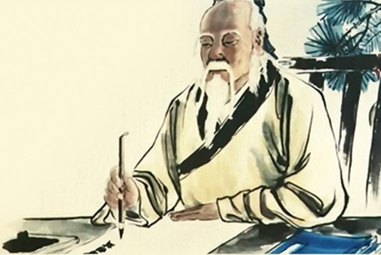 The emperor of China orders Lao Tzu to write the Tao Te Ching
