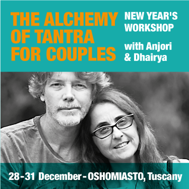 The Alchemy of Tantra for Couples 28-31 Dec
