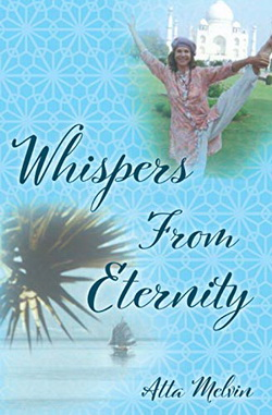 Whispers From Eternity book cover